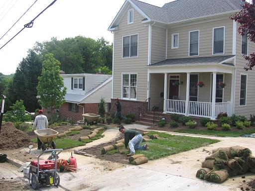 Landscaping Oakton, VA - Landscaping Oakton, VA Premium Lawn And Landscape