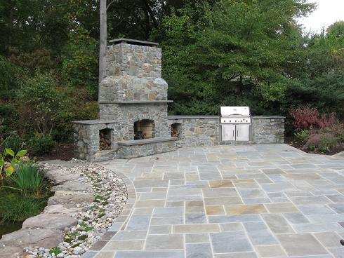 patio burke va premium lawn and landscape